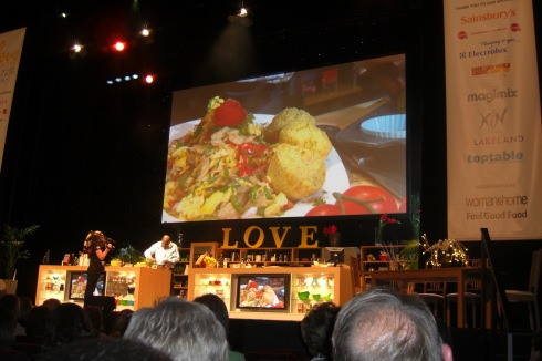Love Cooking Show - Ainsley Harriott