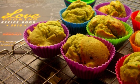 Ainsley Harriott's Chilli Cornbreak Muffins