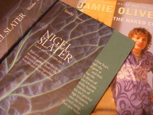 Nigel Slater, Jamie Oliver