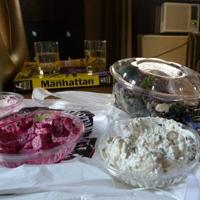 Eating in N.Y: I couldn't afford Les Halles.